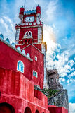 Palacio de Pena, Sintra Royalty Free Stock Photography