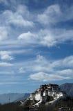 Palacio de Potala Fotos de archivo libres de regalías