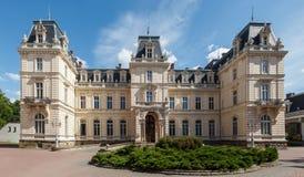 Palacio de Potocki Fotografía de archivo libre de regalías