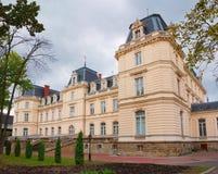 Palacio de Potocki en Lviv Foto de archivo libre de regalías