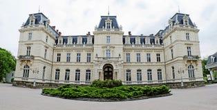 Palacio de Potocki en Lvov Imagenes de archivo