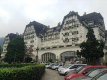 Palacio de Quitandinha Fotos de archivo