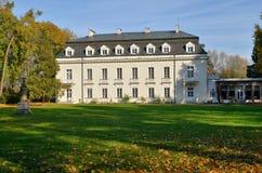 Palacio de Radziejowice (Polonia) Imagen de archivo libre de regalías