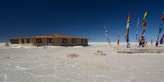 Palacio de Sal Salar de Uyuni Departamento de Potosà bolivia fotografía de archivo
