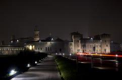 Palacio de San Jorge Foto de archivo libre de regalías