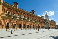 Palacio de San Telmo Stock Photos