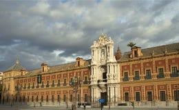 Palacio de San Telmo Stock Images