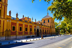 Palacio de San Telmo, Andalusia Royalty Free Stock Photography