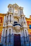 Palacio de San Telmo in Seville Stock Photo