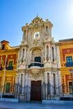 Palacio de San Telmo, Seville Stock Photos