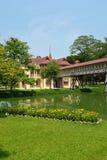 Palacio de SanamJan, Nakornpathom, Tailandia. Fotos de archivo libres de regalías