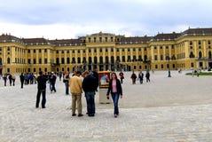 Palacio de Schönbrunn Foto de archivo