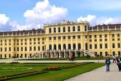 Palacio de Schönbrunn Fotografía de archivo