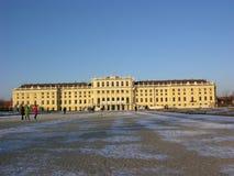 Palacio de Schönbrunn Foto de archivo libre de regalías