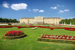 Palacio de Schoenbrunn Imagen de archivo
