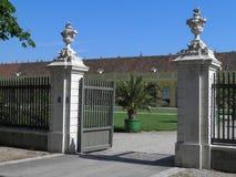 Palacio de Schoenbrunn en Wien Fotos de archivo
