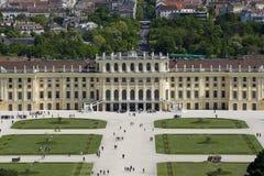 Palacio de Schoenbrunn, Viena Fotografía de archivo