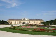 Palacio de Schoenbrunn, Viena Imagenes de archivo