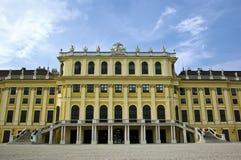 Palacio de Schonbrunn Imágenes de archivo libres de regalías