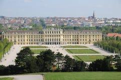 Palacio de Schonbrunn Imagenes de archivo