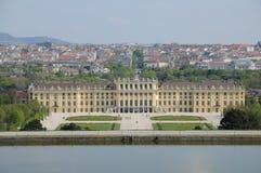 Palacio de Schonbrunn Imagen de archivo libre de regalías