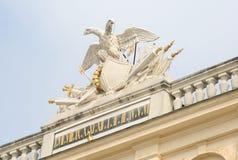 Palacio de Schonbrunn Foto de archivo libre de regalías