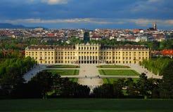 Palacio de Schonbrunn Fotografía de archivo