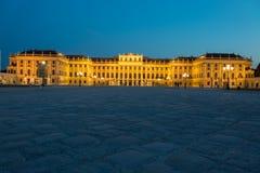 Palacio de Schonbrunn en Viena Fotografía de archivo libre de regalías