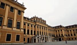 Palacio de Schonbrunn en Viena Imágenes de archivo libres de regalías