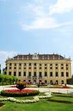 Palacio de Schonbrunn, Viena Fotografía de archivo libre de regalías