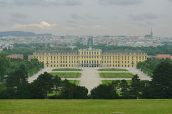 Palacio de Schonbrunn - Viena Imagen de archivo
