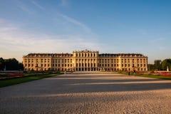 Palacio de Schonbrunn, Viena Fotos de archivo