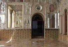 Palacio de Shah en Teherán Fotos de archivo