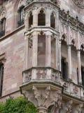 Palacio de Sobrellano, Comillas (Spain) Royalty Free Stock Photos