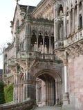 Palacio de Sobrellano, Comillas (Spain) Stock Image
