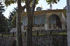 Palacio de Topkapı Fotografía de archivo libre de regalías