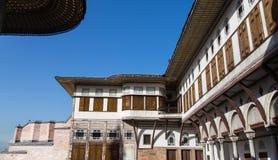 Palacio de Topkapi Fotografía de archivo libre de regalías