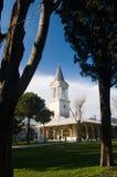 Palacio de Topkapi en Estambul, Turquía fotografía de archivo libre de regalías