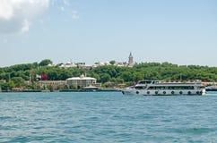 Palacio de Topkapi, Estambul Fotos de archivo