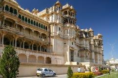 Palacio de Udaipur Foto de archivo