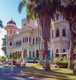 Palacio De Valle (1913-1917), Cienfuegos Photo stock