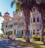 Palacio de Valle (1913-1917), Cienfuegos Stock Photo