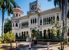 Palacio de Valle - Cienfuegos, Cuba Imagem de Stock