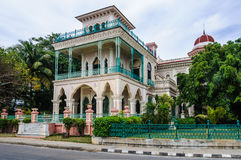 Palacio de Valle in Cienfuegos, Cuba Stock Photography
