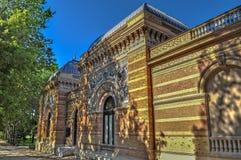 Palacio de Velazquez Stock Photos