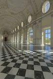 Palacio de Venaria foto de archivo