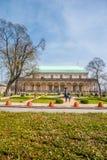 Palacio de verano de la reina Anne Imagen de archivo libre de regalías