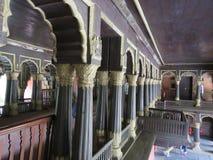 Palacio de verano de Tippu fotos de archivo