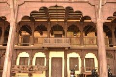 Palacio de verano del ` s del sultán de Tipu, Bangalore fotografía de archivo