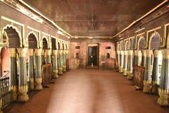 Palacio de verano del sultán de Tipu, Bangalore imagen de archivo libre de regalías